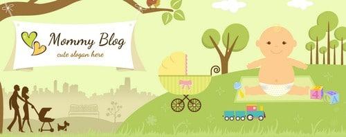 Wordpress familievennlig tema