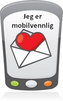 mobilvennlig logo i Wordpress