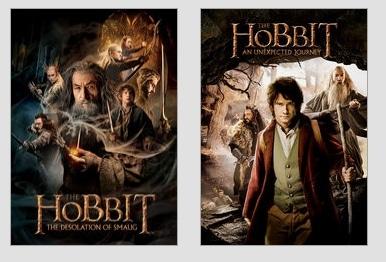 Se på Hobbiten på Engelsk Netflix