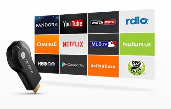 Chromecast og VPN tilkobling
