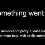 streaming error